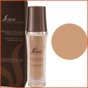 Sorme Mineral Illusion Oil-Free Luminous Foundation - Dark Beige (Brands > Sorme > View All > Makeup > Face > Makeup > Face > Face)