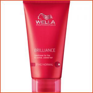 Wella Brilliance Conditioner For Fine To Normal Colored Hair - 1 Oz (Brands > Hair > Conditioner > Wella > View All > Brilliance)