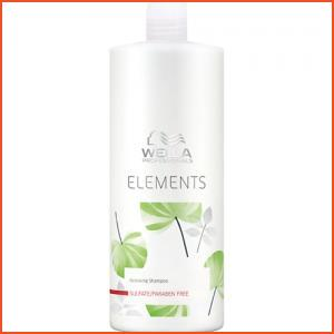 Wella Elements Renewing Shampoo - 1 Liter